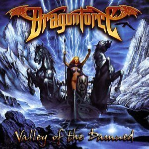 Dragonforce / Valley Of The Damned (CD+DVD) (2010 DELUXE EDITION, 미개봉)