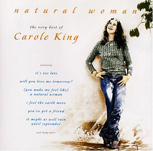 Carole King / Natural Woman: The Very Best Of Carole King (미개봉)