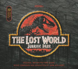 O.S.T. (John Williams) / The Lost World: Jurassic Park (3D Dinorama Cardboard)