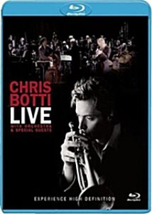 [Blu-Ray] Chris Botti / Live with Orchestra & Special Guests (미개봉)