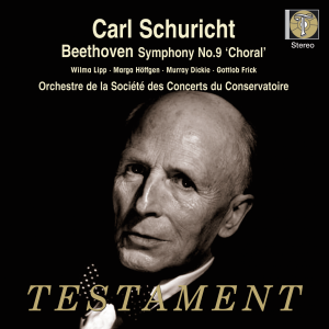 Carl Schuricht / Beethoven : Symphony No.9 Op.125 'Choral'