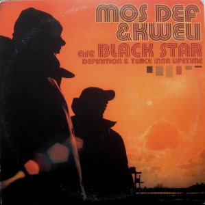 Mos Def & Kweli Are Black Star ‎/ Definition / Twice Inna Lifetime (SINGLE)
