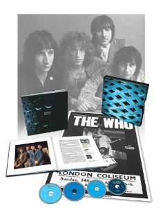The Who / Tommy (3CD+1Blu-ray Audio, Limited Super Deluxe Edition)