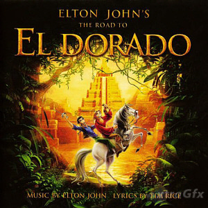 O.S.T. (Elton John) / The Road To El Dorado (엘도라도) (미개봉)