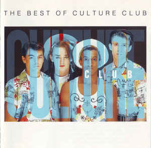 Culture Club ‎/ The Best Of Culture Club (미개봉)