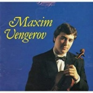 Maxim Vengerov / Debut Violin Works