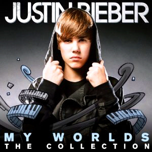 Justin Bieber / My Worlds - The Collection (2CD, 미개봉)