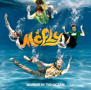 McFly / Motion In The Ocean (미개봉)