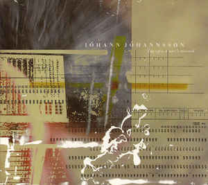 Johann Johannsson ‎/ IBM 1401, A User's Manual (DIGI-PAK)