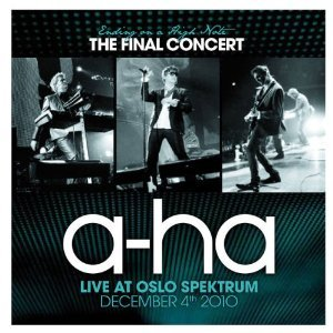 A-Ha / Ending On A High Note - The Final Concert (미개봉)
