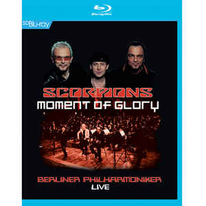 [SD Blu-ray] Scorpions / Moment Of Glory: Berliner Philharmoniker Live