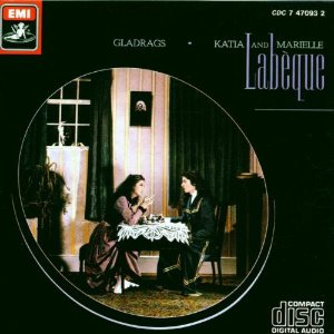 Katia And Marielle Labeque / Gladrags
