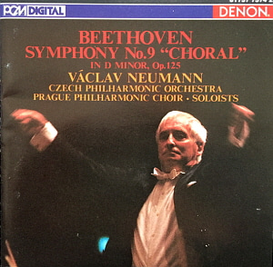 "Vaclav Neumann / Beethoven: Symphony No. 9 In D Minor, Op. 125 ""Choral"""