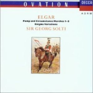 Georg Solti / Elgar : Pomp And Circumstance Op.39, Enigma Variations Op.36