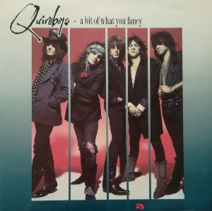 The Quireboys ‎/ A Bit Of What You Fancy