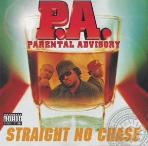 P.A. / Straight No Chase