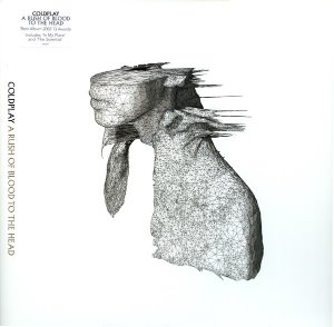 [LP] Coldplay / A Rush Of Blood To The Head (180g)