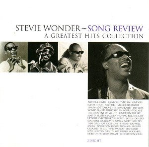 Stevie Wonder / Song Review: A Greatest Hits Collection (2CD)