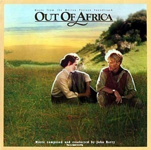 O.S.T. / Out Of Africa (아웃 오브 아프리카)