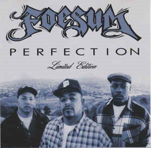 Foesum ‎/ Perfection (LIMITED EDITION)