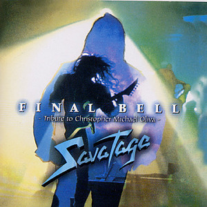 Savatage / Final Bell - Tribute To Christopher Michael Oliva (홍보용)