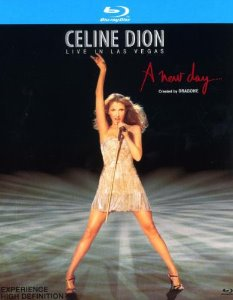 [Blu-ray] Celine Dion / A New Day... Live In Las Vegas (2Blu-ray)