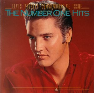 Elvis Presley / The Number One Hits (미개봉)