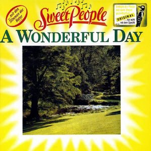 Sweet People / A Wonderful Day (미개봉)
