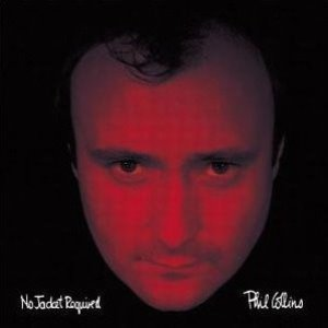 Phil Collins / No Jacket Required
