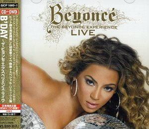 Beyonce / The Beyonce Experience Live (CD+DVD)