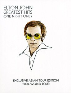 Elton John / Greatest Hits: One Night Only (ASIAN TOUR EDITION) (2CD+1DVD)