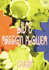 [DVD] T-Square / Live Passion Flower (홍보용)