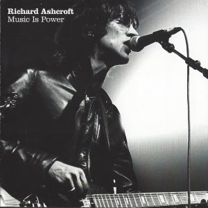 [DVD] Richard Ashcroft / Music Is Power (SINGLE)