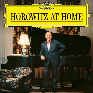 [LP] Vladimir Horowitz / Horowitz At Home (호로비츠 사후 30주년, 180g, 미개봉)