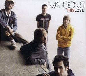 Maroon 5 / This Love (SINGLE, 홍보용)