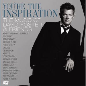 David Foster & Friends / You're The Inspiration (CD+DVD) (미개봉)