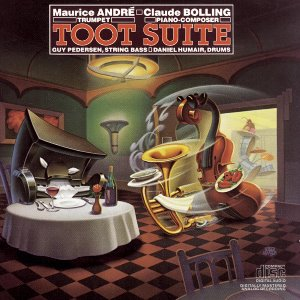 Claude Bolling, Maurice Andre / Toot Suite (미개봉)