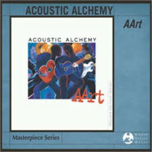 Acoustic Alchemy / AArt (미개봉)