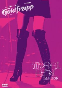 [DVD] Goldfrapp / Wonderful Electric (Live In London) (미개봉)