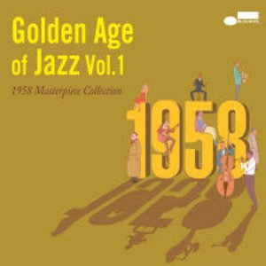 V.A. / Golden Age Of Jazz Vol.1: 1958 Masterpiece Collection (2CD, 홍보용)