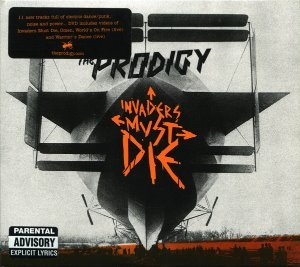 Prodigy / Invaders Must Die (CD+DVD, DELUXE EDITION, DIGI-PAK)