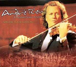 Andre Rieu / Special Tour Edition - with Johann Strauss Orchestra (2CD)