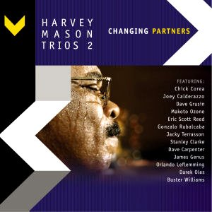 Harvey Mason Trio / Changing Partners (홍보용)