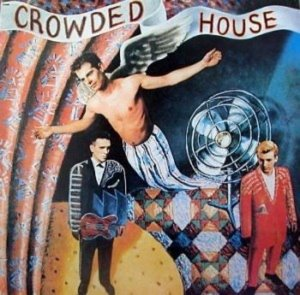 [LP] Crowded House / Crowded House