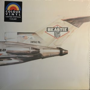 [LP] Beastie Boys / Licensed To Ill (Colour Vinyl, 미개봉)