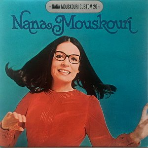 [LP] Nana Mouskouri / Custom 20