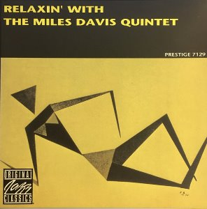 [LP] Miles Davis / Relaxin' with Miles
