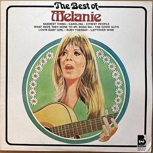 [LP] Melanie / The Best Of Melanie