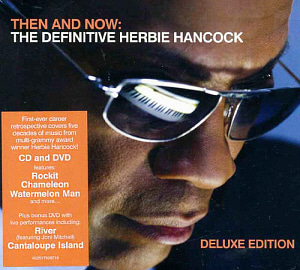 Herbie Hancock / Then And Now: The Definitive Herbie Hancocok (CD+DVD, 미개봉)