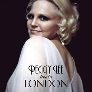 Peggy Lee / Live In London (3CD+1DVD, BOX SET)